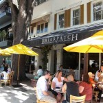 Day 38 – Brunch in Winter Park FL – Briarpatch Restaurant on Park Avenue