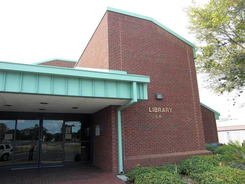 Day 53 – Sanford Library
