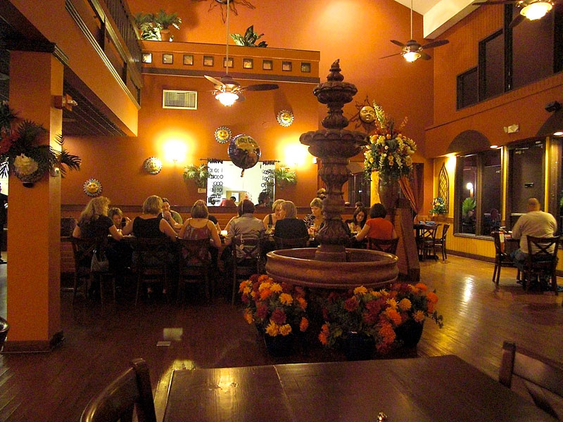 Day 58 emiliano z mexican restaurant in altamonte for Food bar cantina