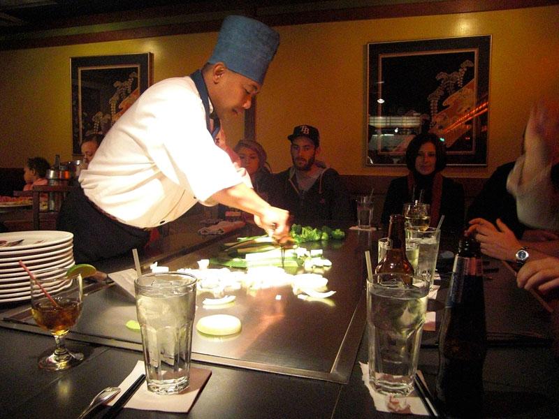 Day 63 - Kobe Japanese Steakhouse in Altamonte Springs ...