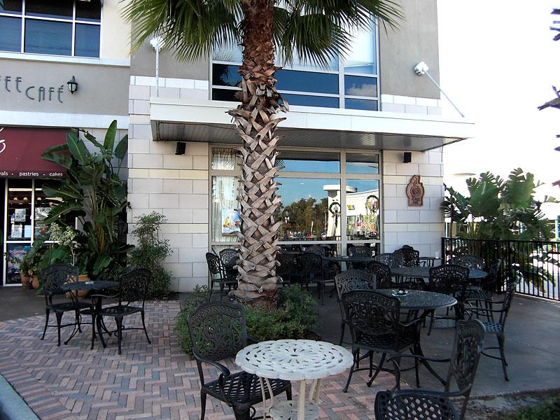 Tea Cafe Lake Mary Fl