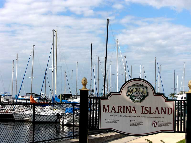 Day 76 – Sanford Marina Island