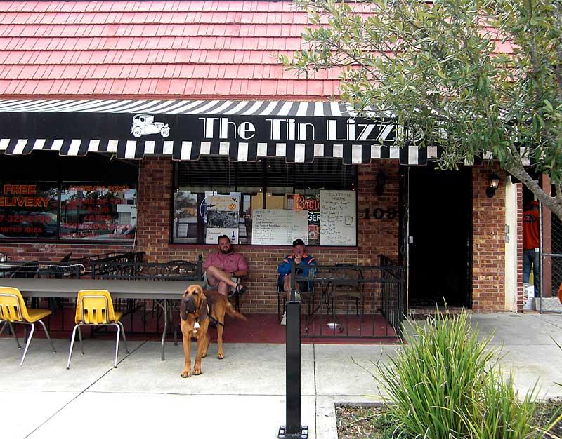 Day 82 – The Tin Lizzie Tavern in Sanford