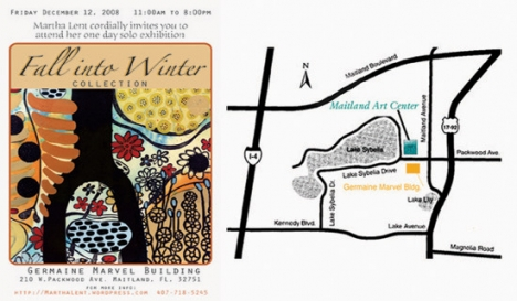 Martha Lent Art Exhibition in Maitland