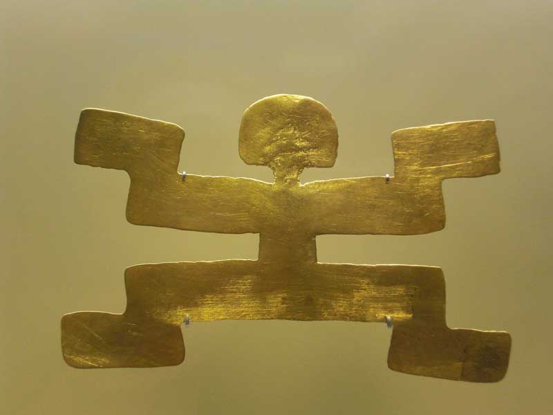 Day 111 – Museo del Oro in Bogota