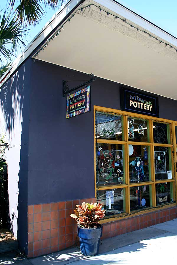 Day 124 – Riverhouse Pottery and Arts Center – Pottery Classes in Sanford