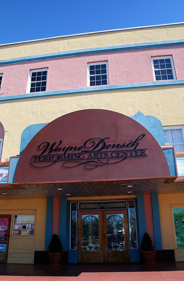 Day 144 – Wayne Densch Performing Arts Center in Sanford FL