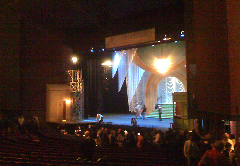 Day 160 – Orlando Opera at Bob Carr Performing Arts Center