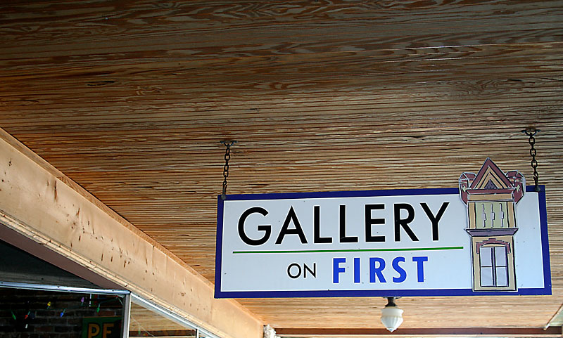Day 163 – Get Inspired at Gallery on First in Downtown Sanford FL