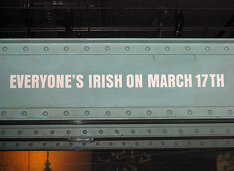 St Patricks Day Events 2009 and list of best Irish Pubs in Orlando FL
