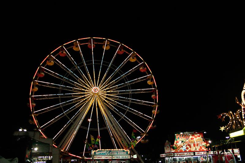 Day 197 – Seminole County Fair in Sanford FL
