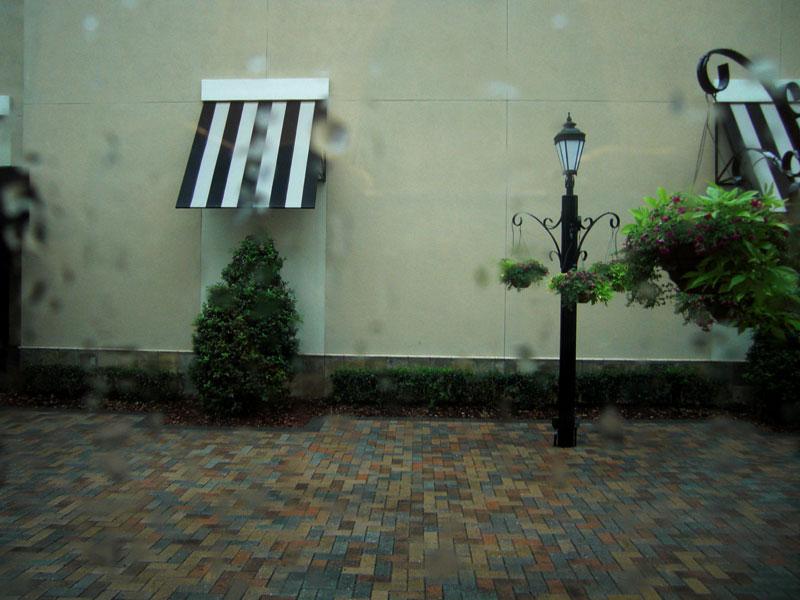 Day 209 – It sometimes rains in Sanford FL