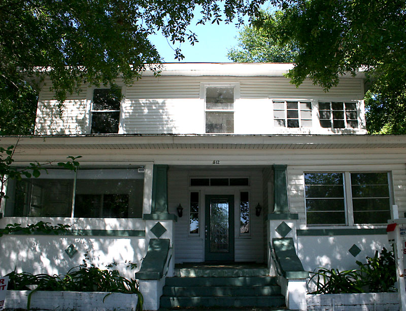 Day 210 – Jackie Robinson lived in this Historic Home in Sanford FL