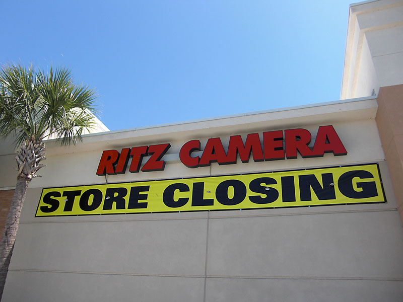Day 218 – Ritz Camera in Sanford closing and how you can help your area