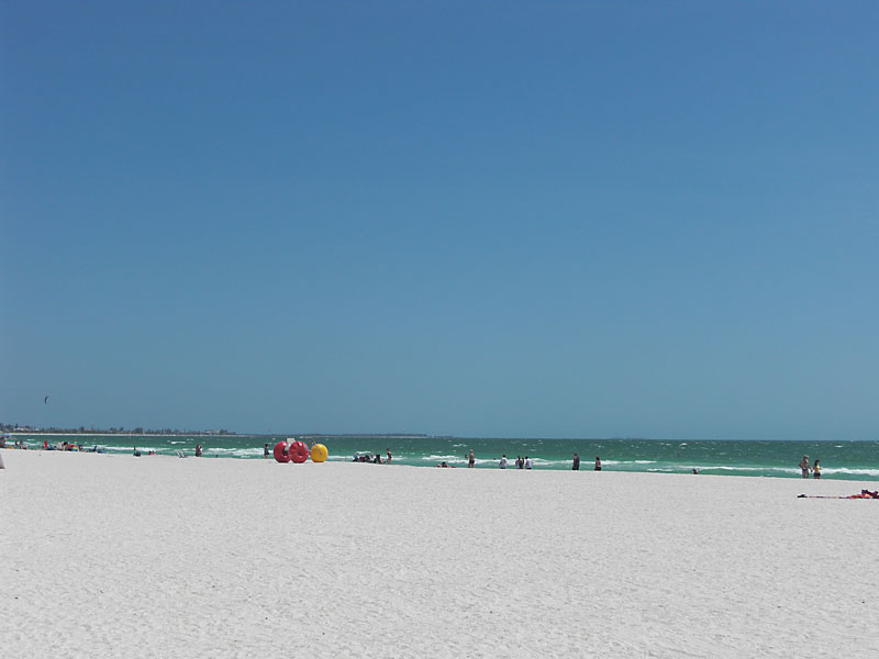 Day 228 – A Day at St Pete Beach Tampa FL