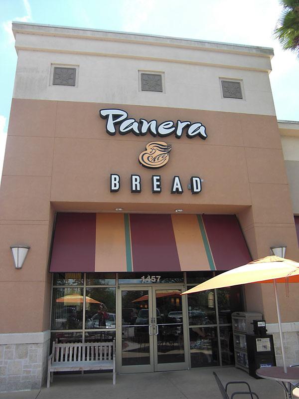 Day 231 – Panera Bread in Sanford FL