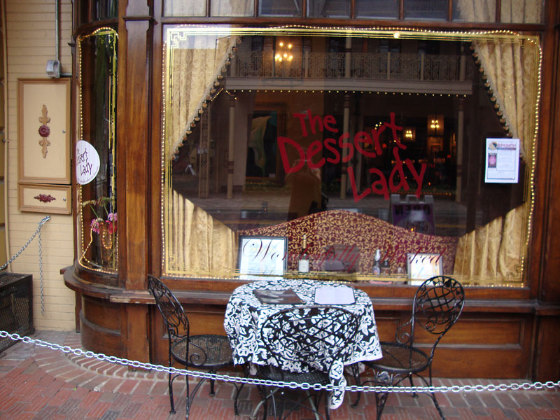 Day 237 – The Dessert Lady in Orlando FL