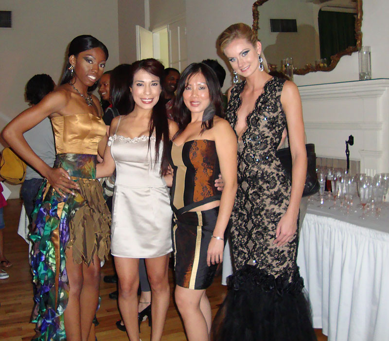 Day 256 – Vocce Couture Fashion Show in Winter Park