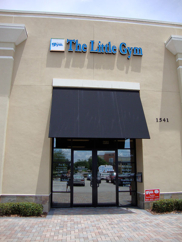Day 257 – The Little Gym Lake Mary FL