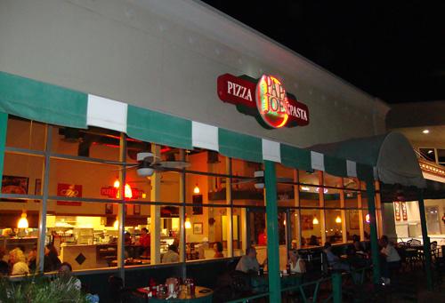 Day 264 – Papa Joe's Pizza in Lake Mary FL
