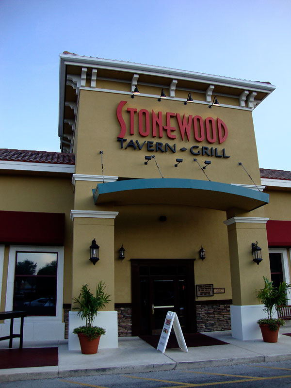 Day 270 – Stonewood Grill and Tavern Lake Mary FL