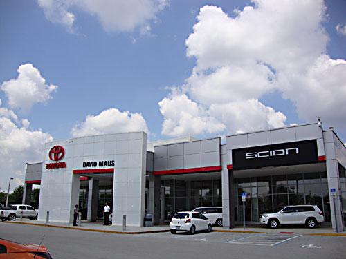Day 280 – David Maus Toyota in Sanford FL