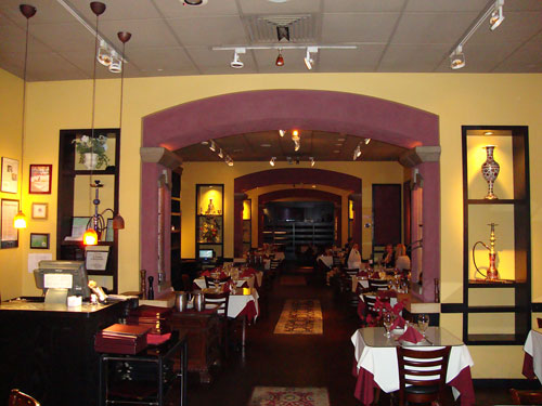 Turkish Delights  Bosphorous Turkish Cuisine Orlando