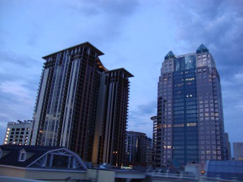 Day 289 – Downtown Orlando Skyline