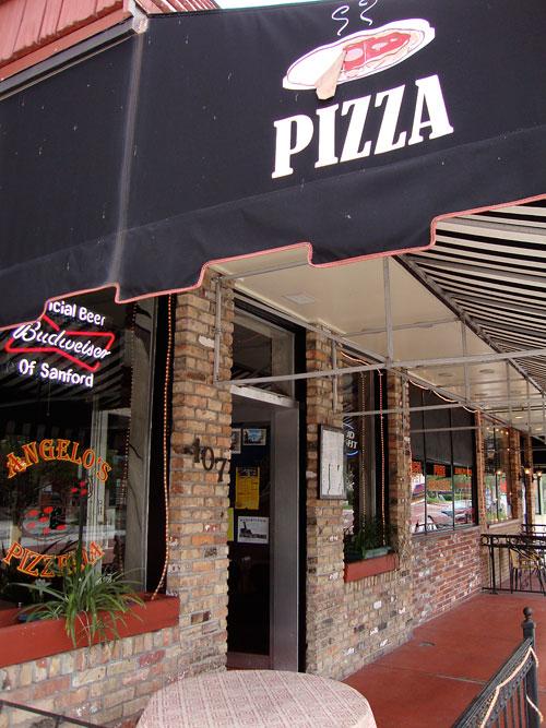 Day 291 – Angelos Pizzeria Sanford FL