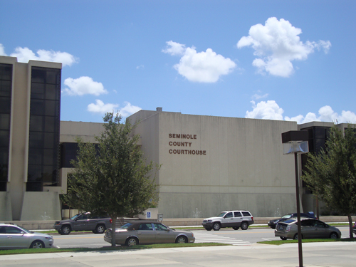 Day 309 – Seminole County Courthouse Sanford FL
