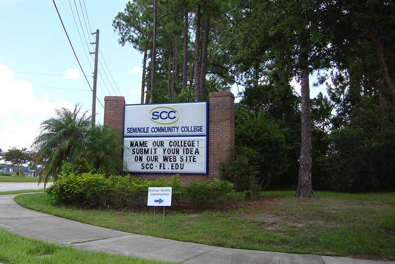 Seminole Community College 106