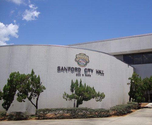 Day 313 – Sanford FL City Hall