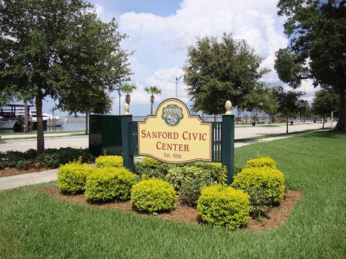 Day 319 – Sanford Civic Center