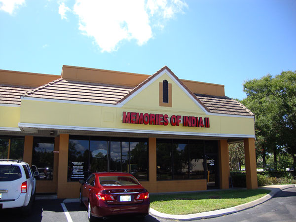 Day 347 – Memories of India Lake Mary FL – Indian Brunch