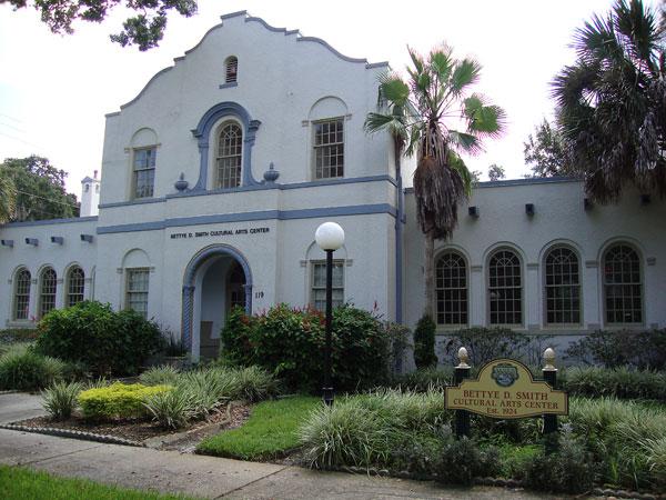 Day 360 – Bettye D. Smith Cultural Arts Center Sanford FL