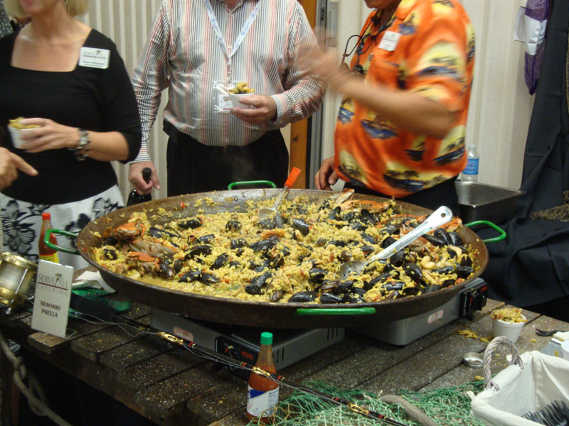 Picture of My Day – 1 – The Giant Paella