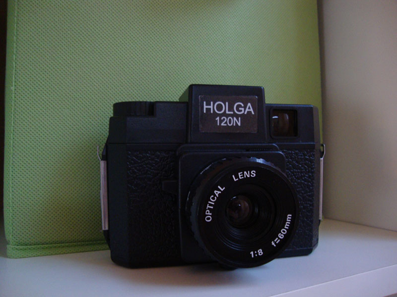 Picture of My Day – 13 – Meet Holga