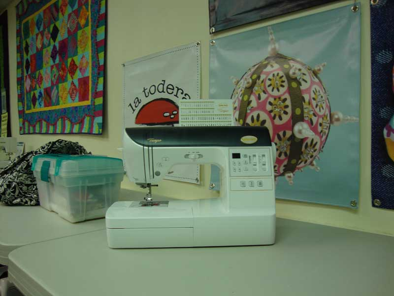 Picture of My Day – 22 – Sewing in Maitland