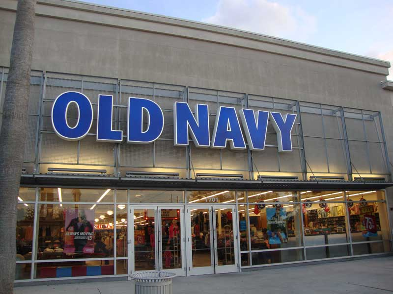 Picture of My Day – 48 – Old Navy Sanford