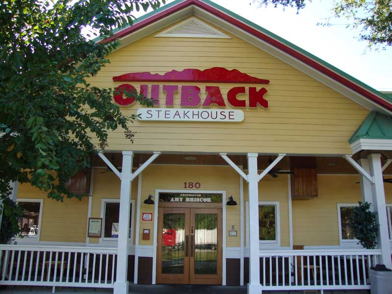 Picture of My Day – 54 – Outback Steakhouse Sanford