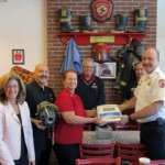 Firehouse Subs Sanford FL Donates to Fire Department