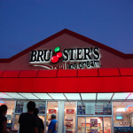 Day 281 – Brusters Ice Cream in Lake Mary FL