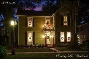 Sanford Christmas Tour of Homes