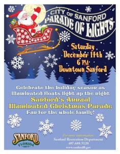 Sanford Parade of Lights