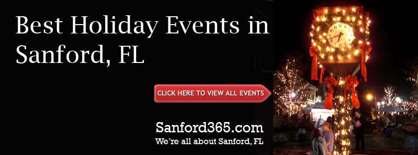 Best Holiday Events in Sanford