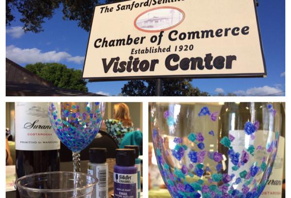 Sanford FL Chamber Networking Event