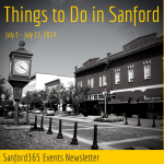 Sanford Events July 2014