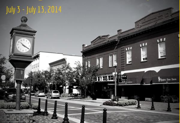 Sanford Events July 2014