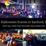 Halloween Events in Sanford FL 2014