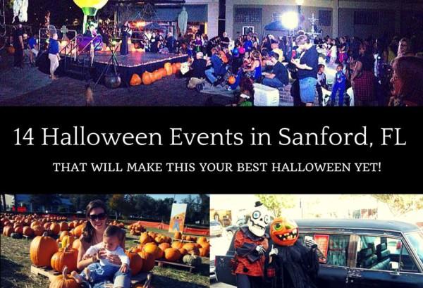 Halloween Events in Sanford FL 2014